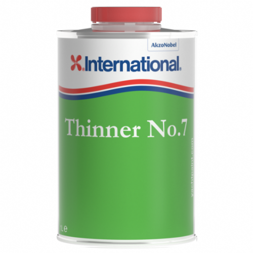 International Thinners No. 7 (1 litre) - For Use With Epoxy Type edit products